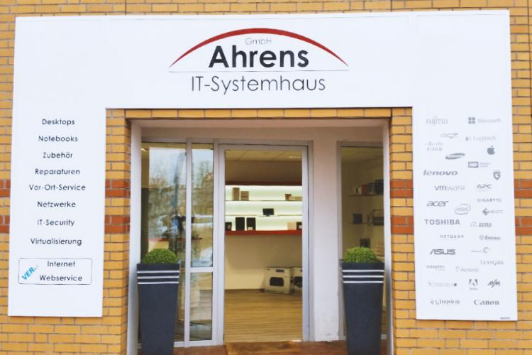 Ahrens GmbH IT-Systemhaus